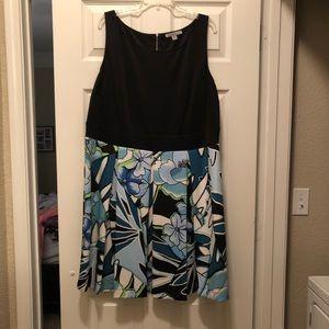 Dresses & Skirts - Box pleated dress